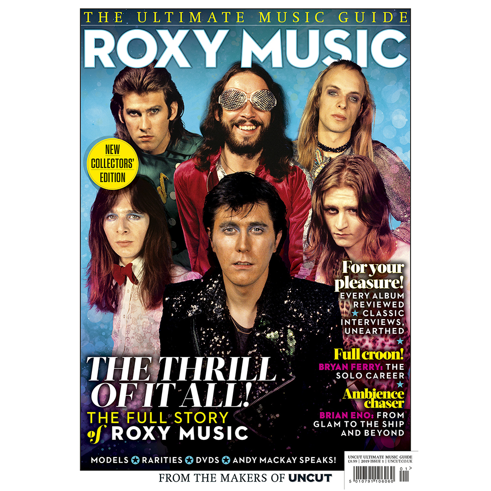 Uncut - Roxy Music - Ultimate Music Guide