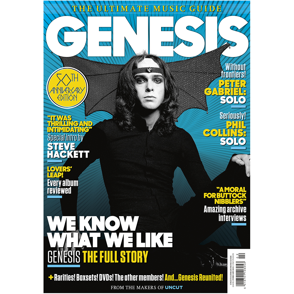 Uncut - Genesis - Ultimate Music Guide (50th Anniversary Edition)