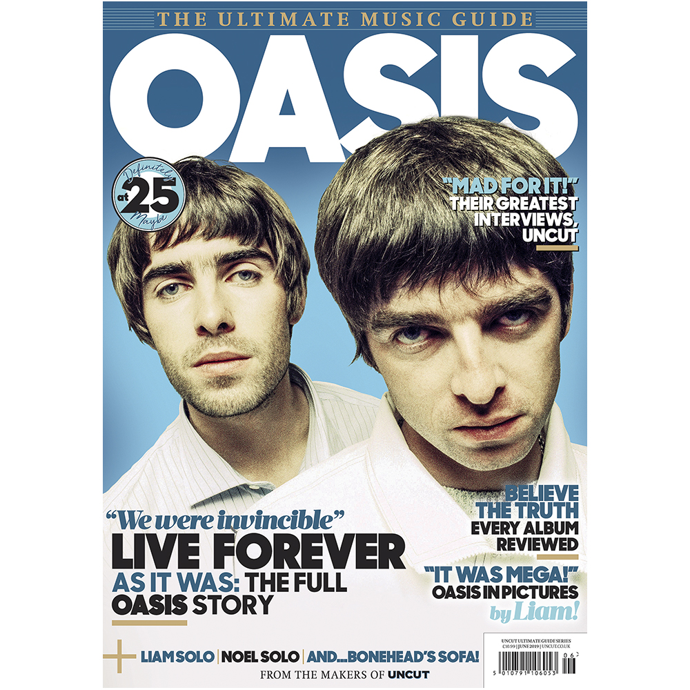Uncut - Oasis - Ultimate Music Guide (Deluxe Edition)