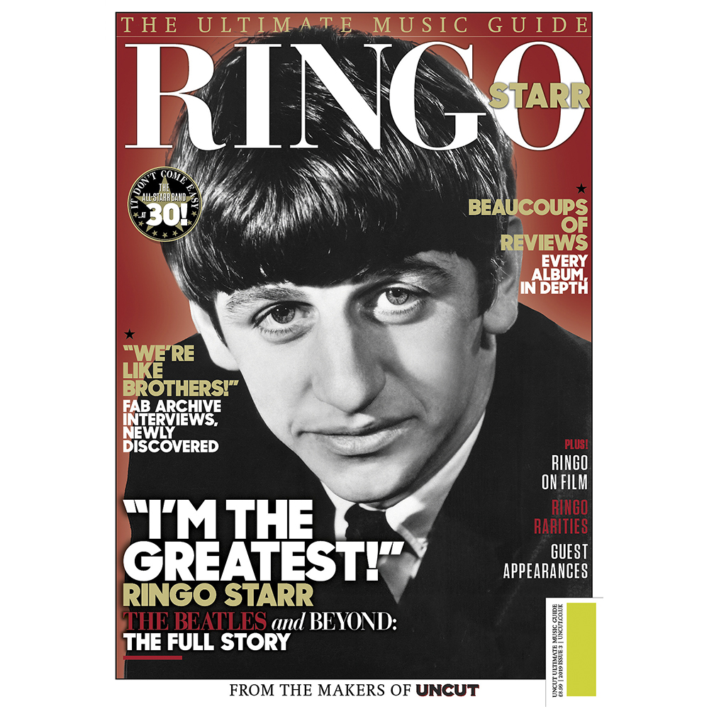 Uncut - Ringo Starr - Ultimate Music Guide