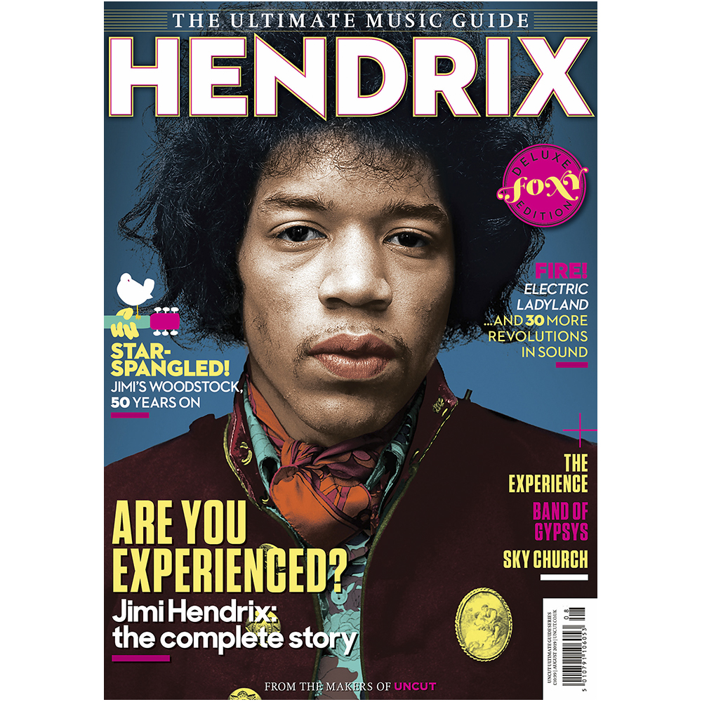Uncut - Jimi Hendrix - Ultimate Music Guide (Deluxe Edition)