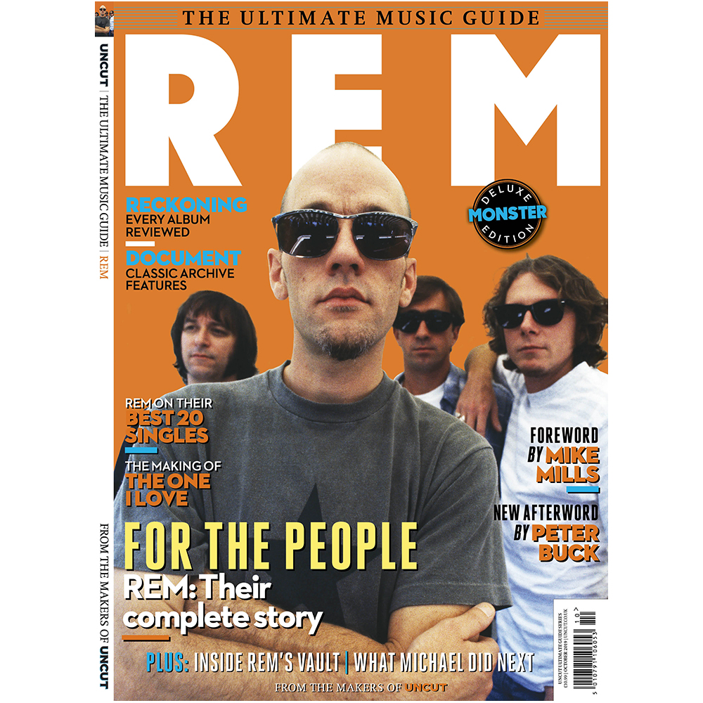 Uncut - REM -  Ultimate Music Guide (Deluxe Edition)