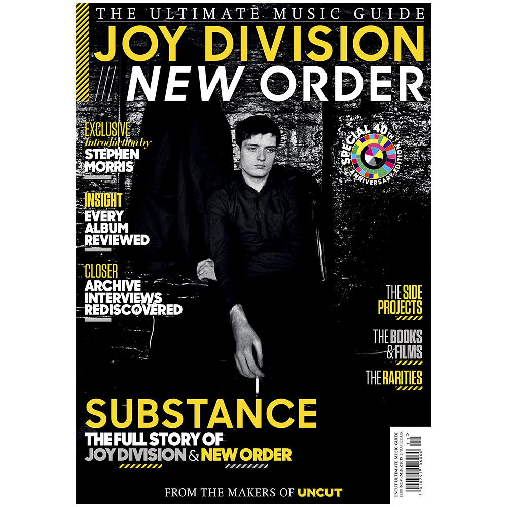 Uncut - Joy Division / New Order -  Ultimate Music Guide