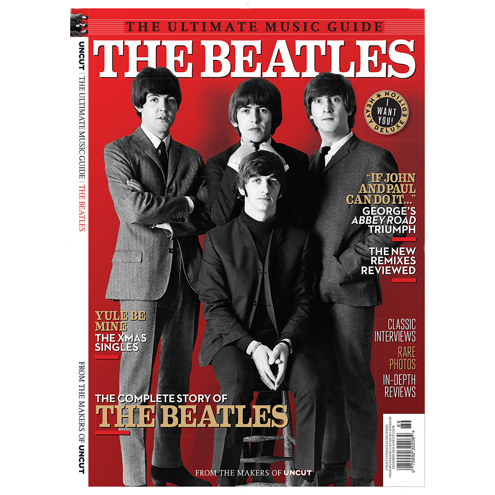 Uncut - The Beatles - Ultimate Music Guide