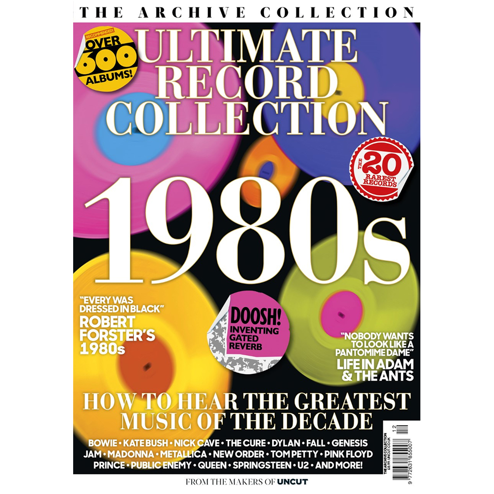 Uncut - The 1980s - Ultimate Record Collection