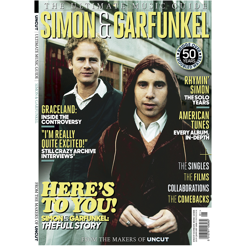 Uncut - Simon & Garfunkel - Ultimate Music Guide