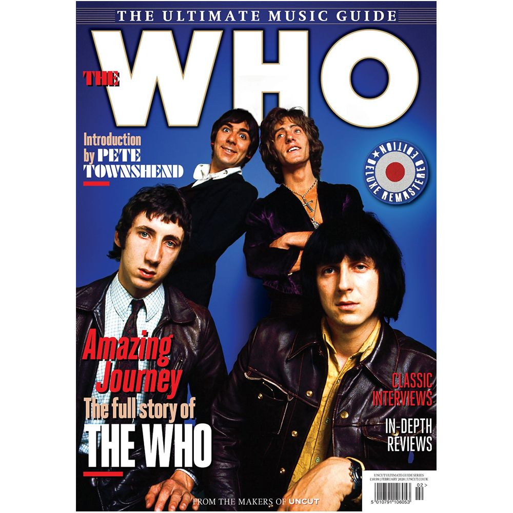 Uncut - THE WHO - Ultimate Music Guide (Deluxe Remastered Edition)