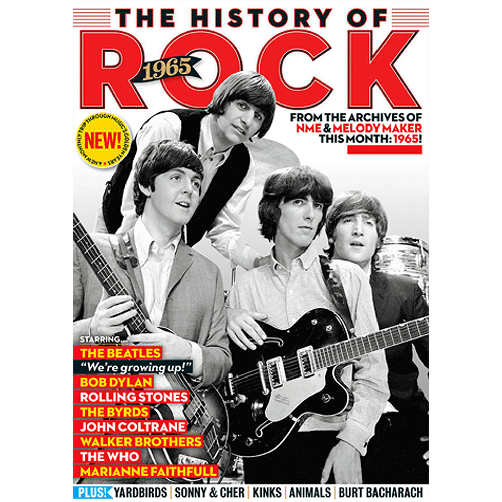 Uncut History Of Rock - The History Of Rock 1965