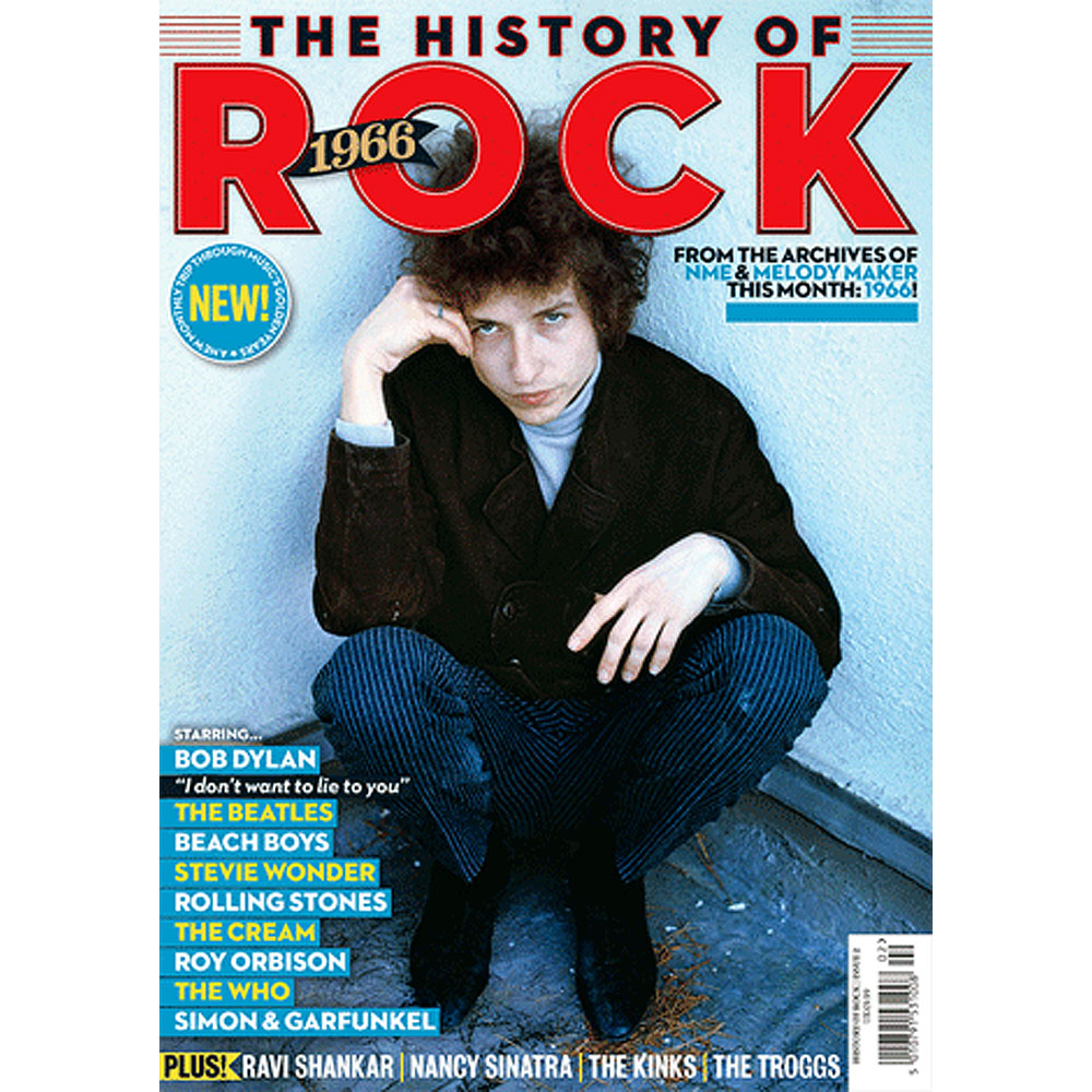 Uncut History Of Rock - The History Of Rock 1966