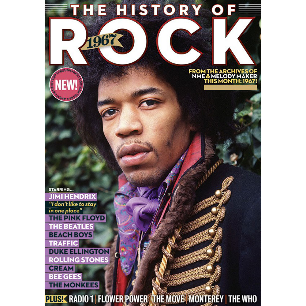 Uncut History Of Rock - The History Of Rock 1967