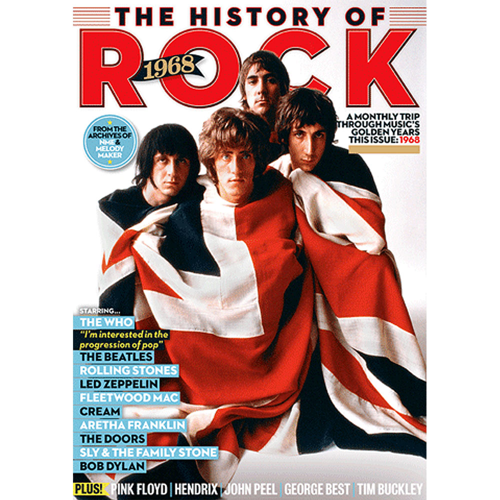 Uncut History Of Rock - The History Of Rock 1968