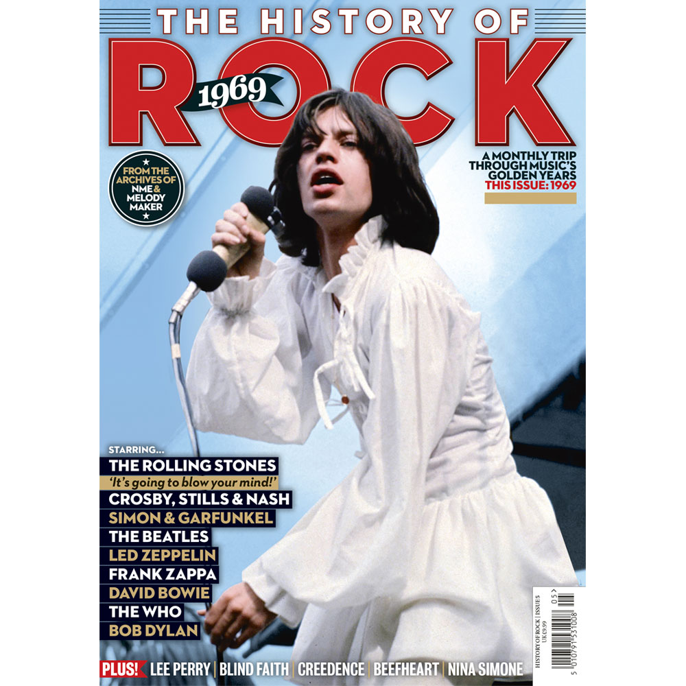 Uncut History Of Rock - The History Of Rock 1969