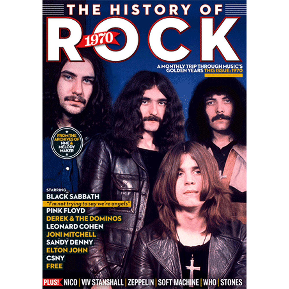 Uncut History Of Rock - The History Of Rock 1970