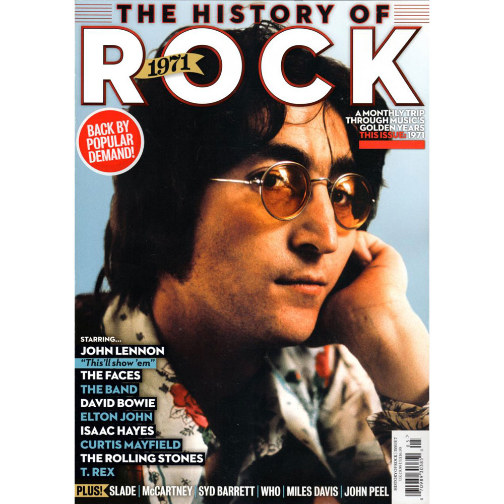 Uncut History Of Rock - The History Of Rock 1971