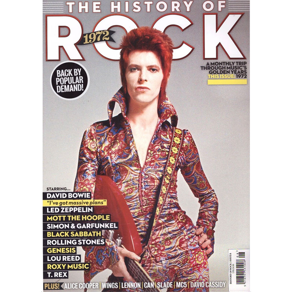 Uncut History Of Rock - The History Of Rock 1972