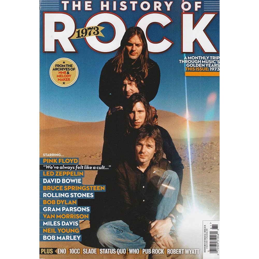 Uncut History Of Rock - The History Of Rock 1973