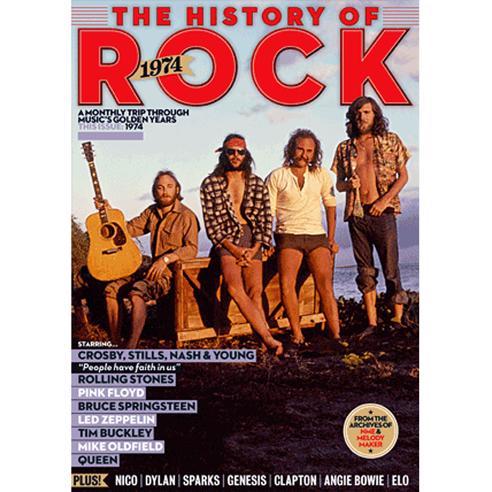 Uncut History Of Rock - The History Of Rock 1974