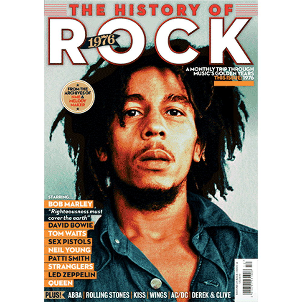 Uncut History Of Rock - The History Of Rock 1976
