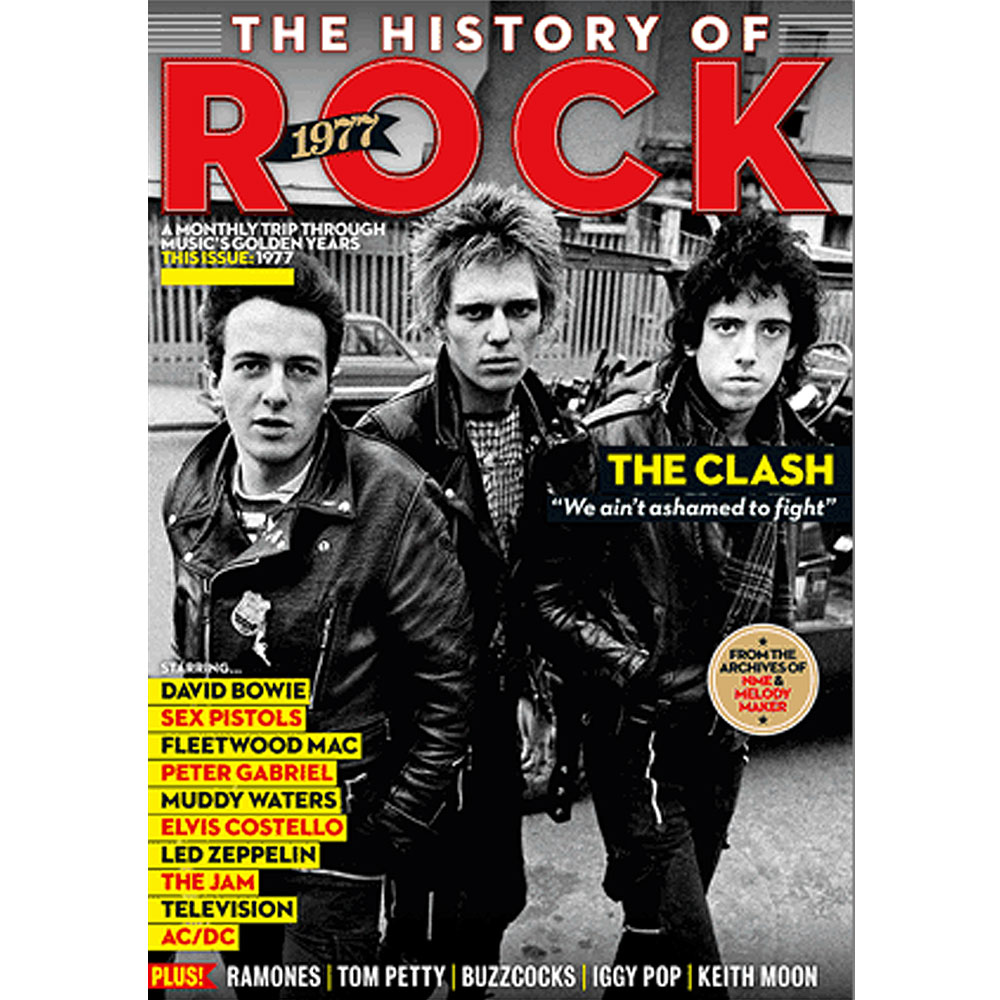 Uncut History Of Rock - The History Of Rock 1977