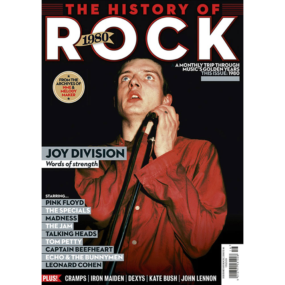 Uncut History Of Rock - The History Of Rock 1980