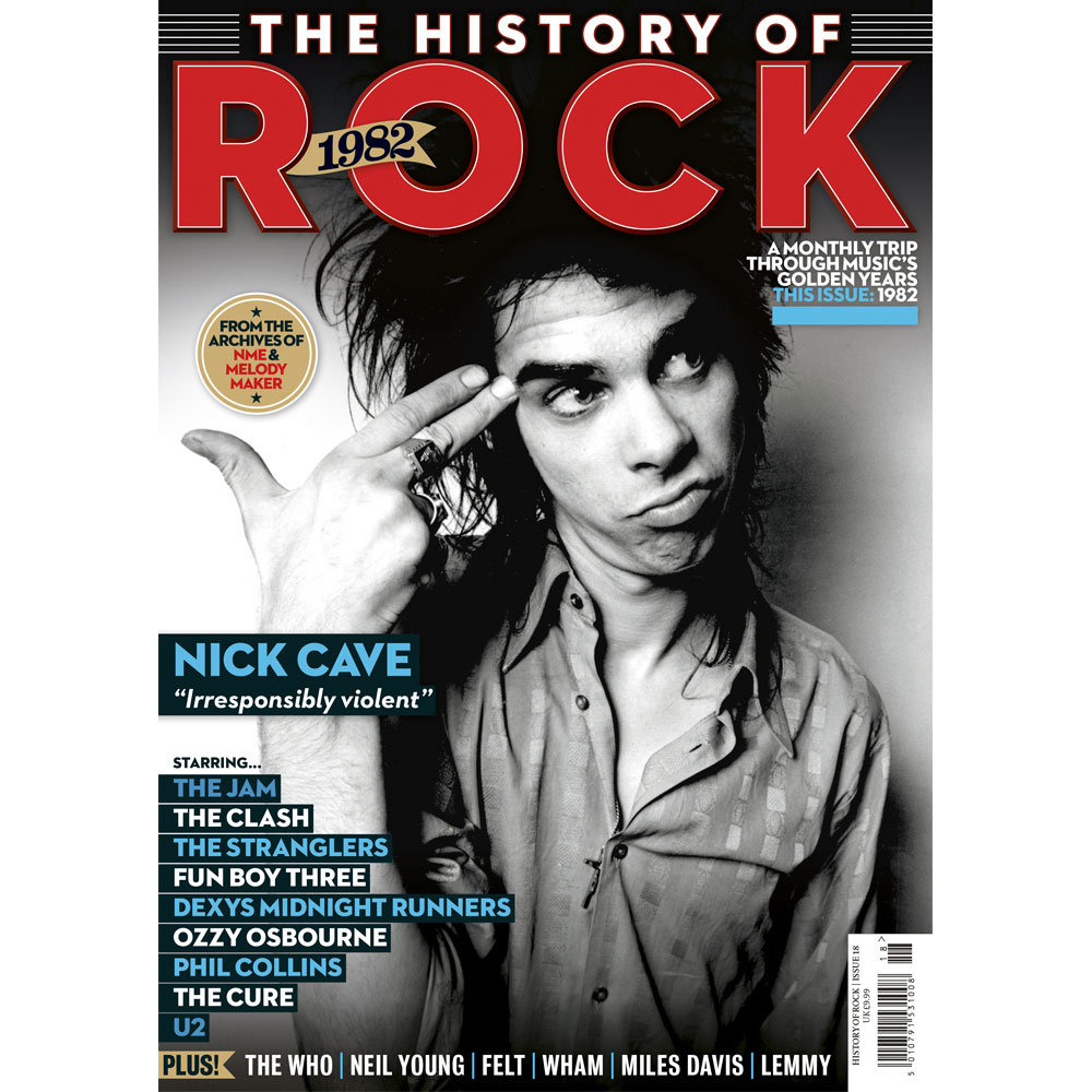 Uncut History Of Rock - The History Of Rock 1982
