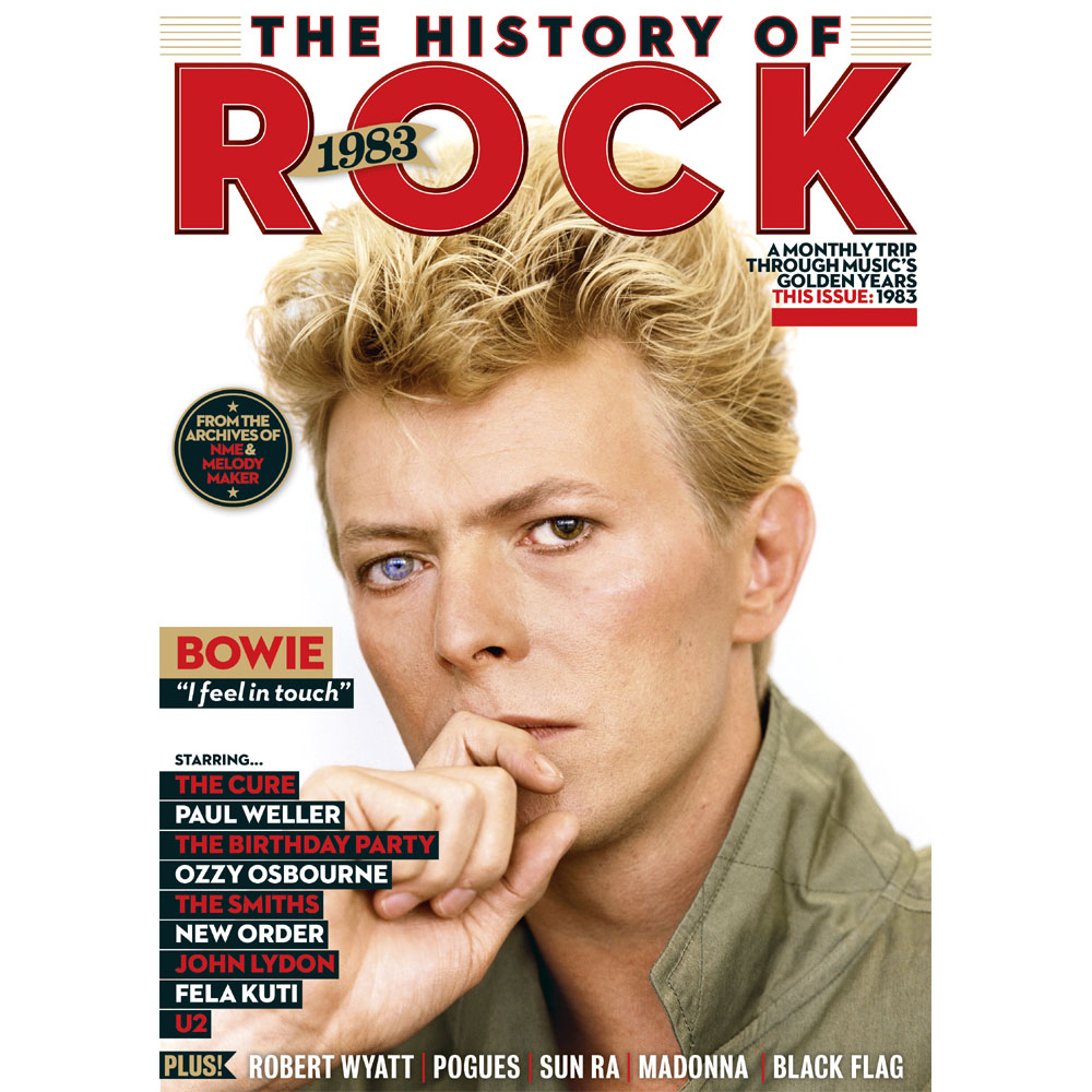 Uncut History Of Rock - The History Of Rock 1983