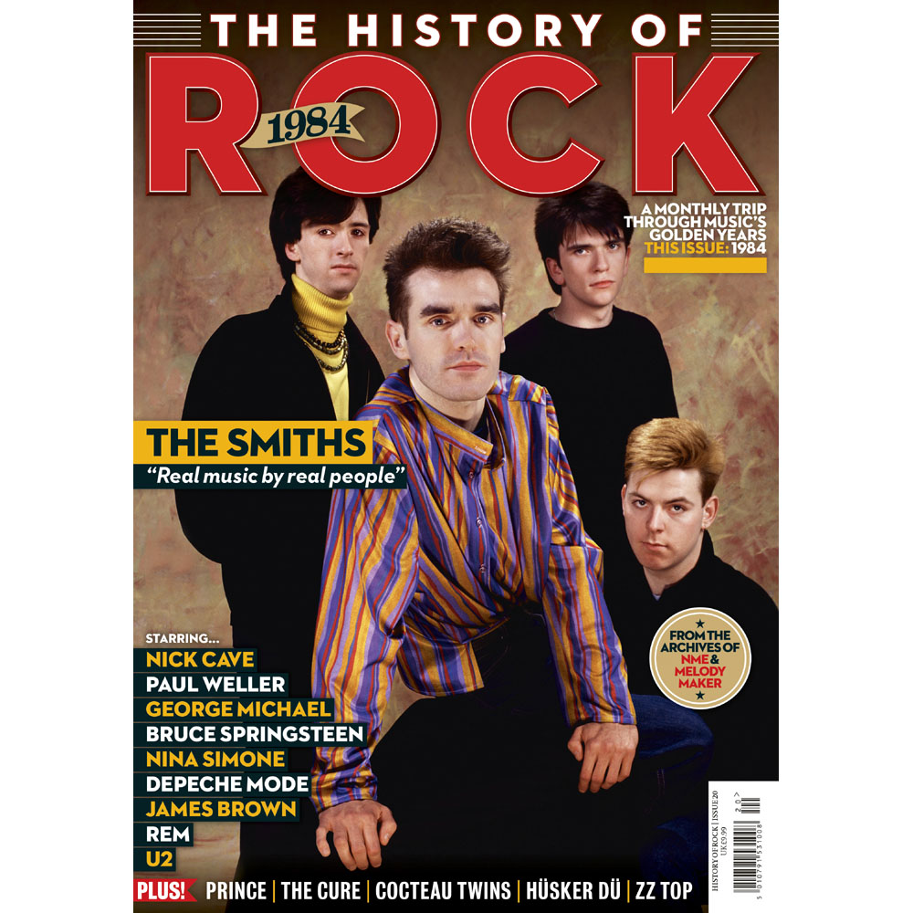Uncut History Of Rock - The History Of Rock 1984