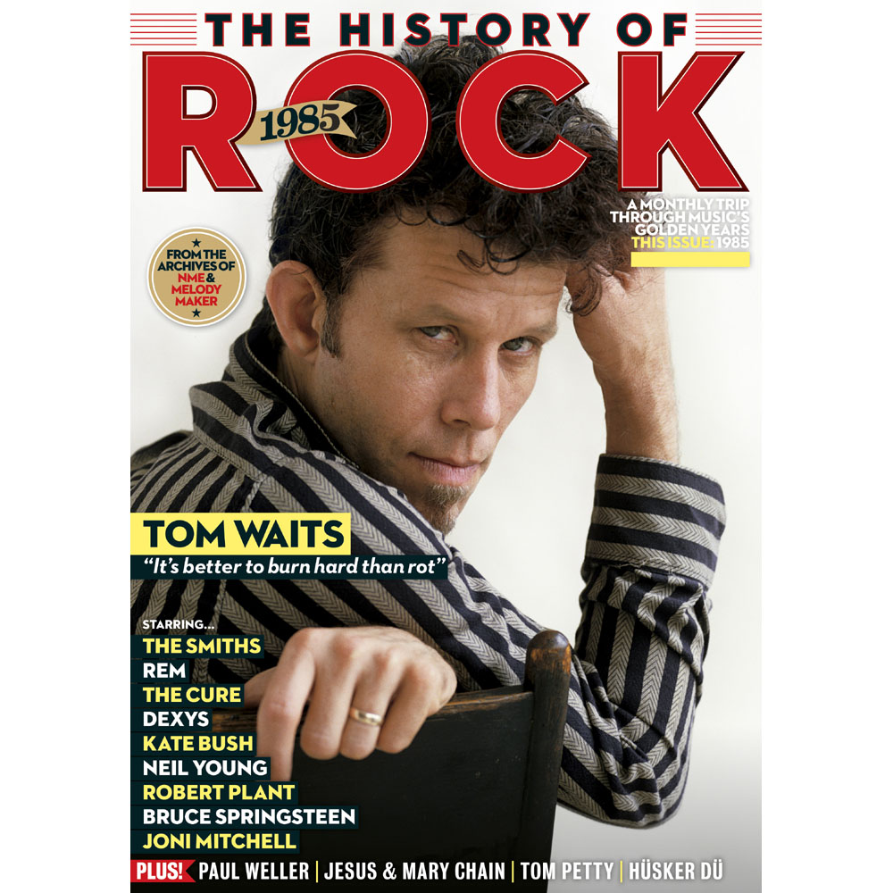 Uncut History Of Rock - The History Of Rock 1985