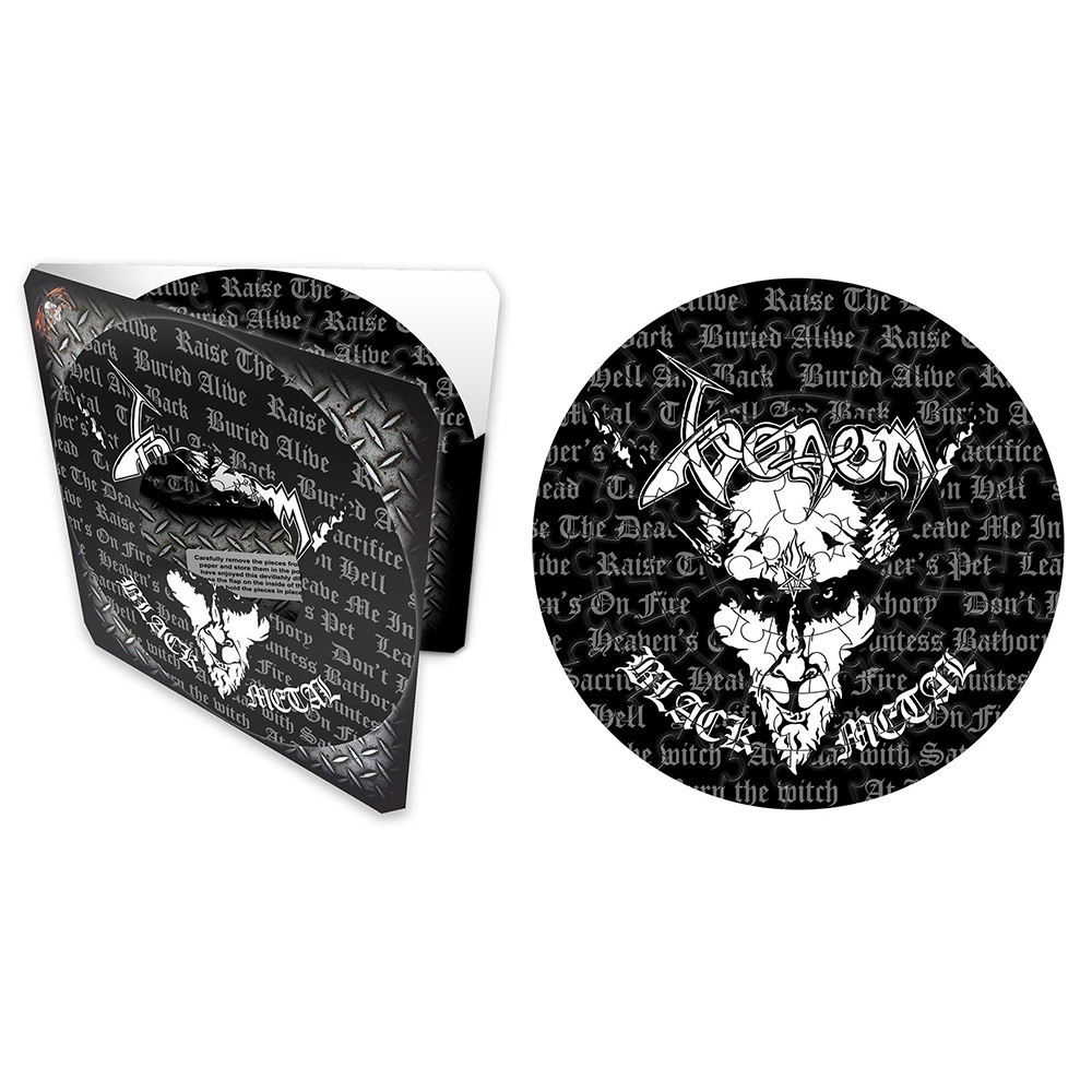 Venom - Black Metal (72 Piece Jigsaw Puzzle)