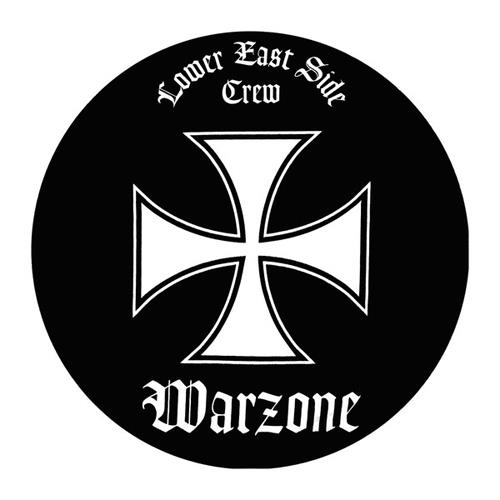 Warzone - Iron Cross Logo Slip Mat (USA Import)