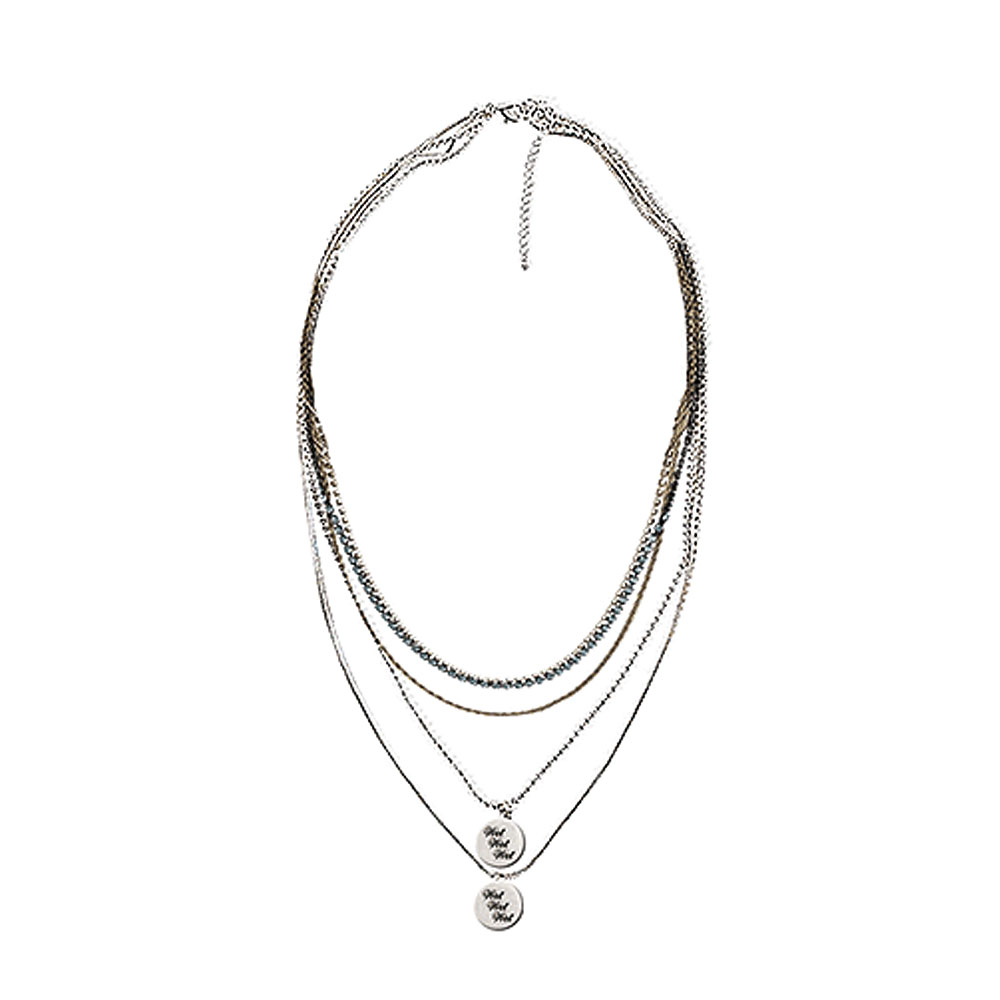 Wet Wet Wet - 2016 Necklace with Pouch