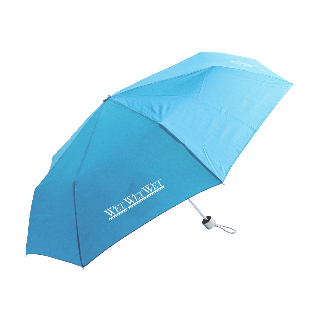 Wet Wet Wet -  Logo Blue Umbrella