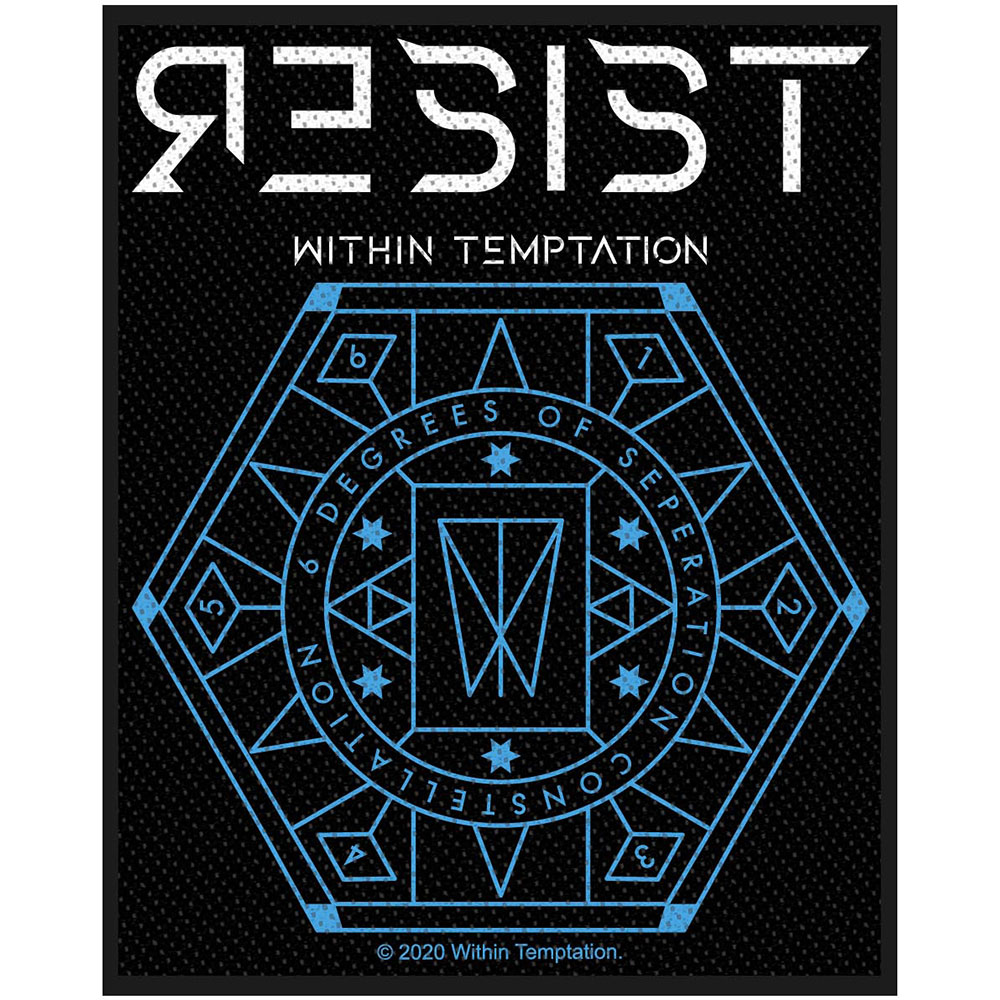 Within Temptation - Resist Hexagon