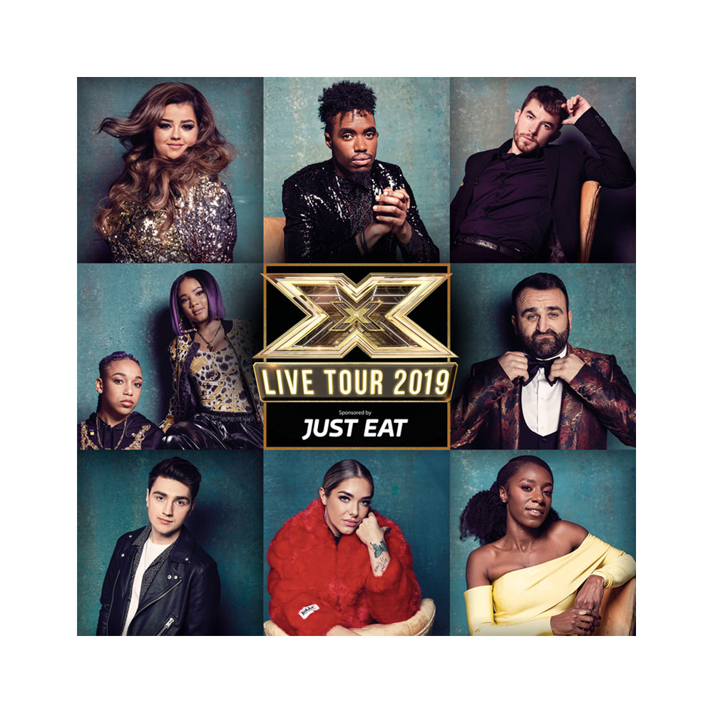 The X Factor Tour - Official Programme 2019