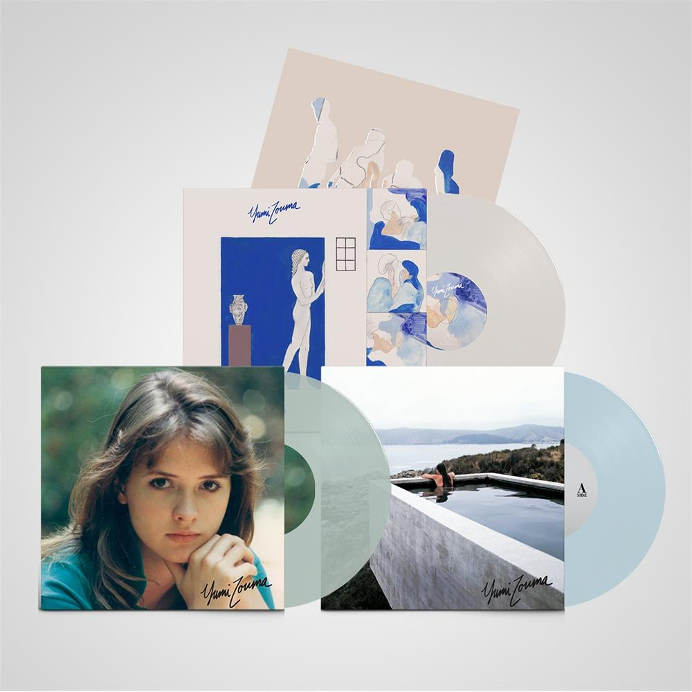 "Yumi Zouma - Limited Edition 10"" EP Trilogy"