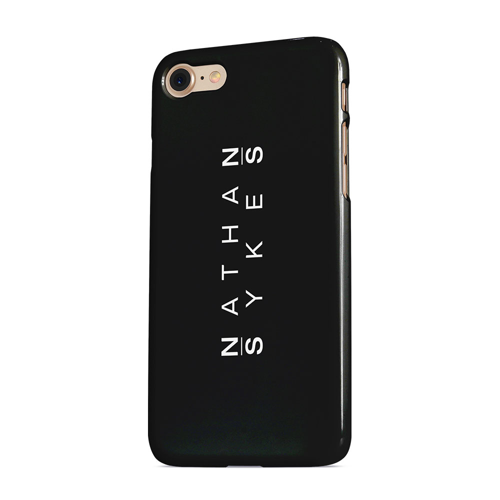 Nathan Sykes - Nathan Sykes Gloss iPhone 7 Case