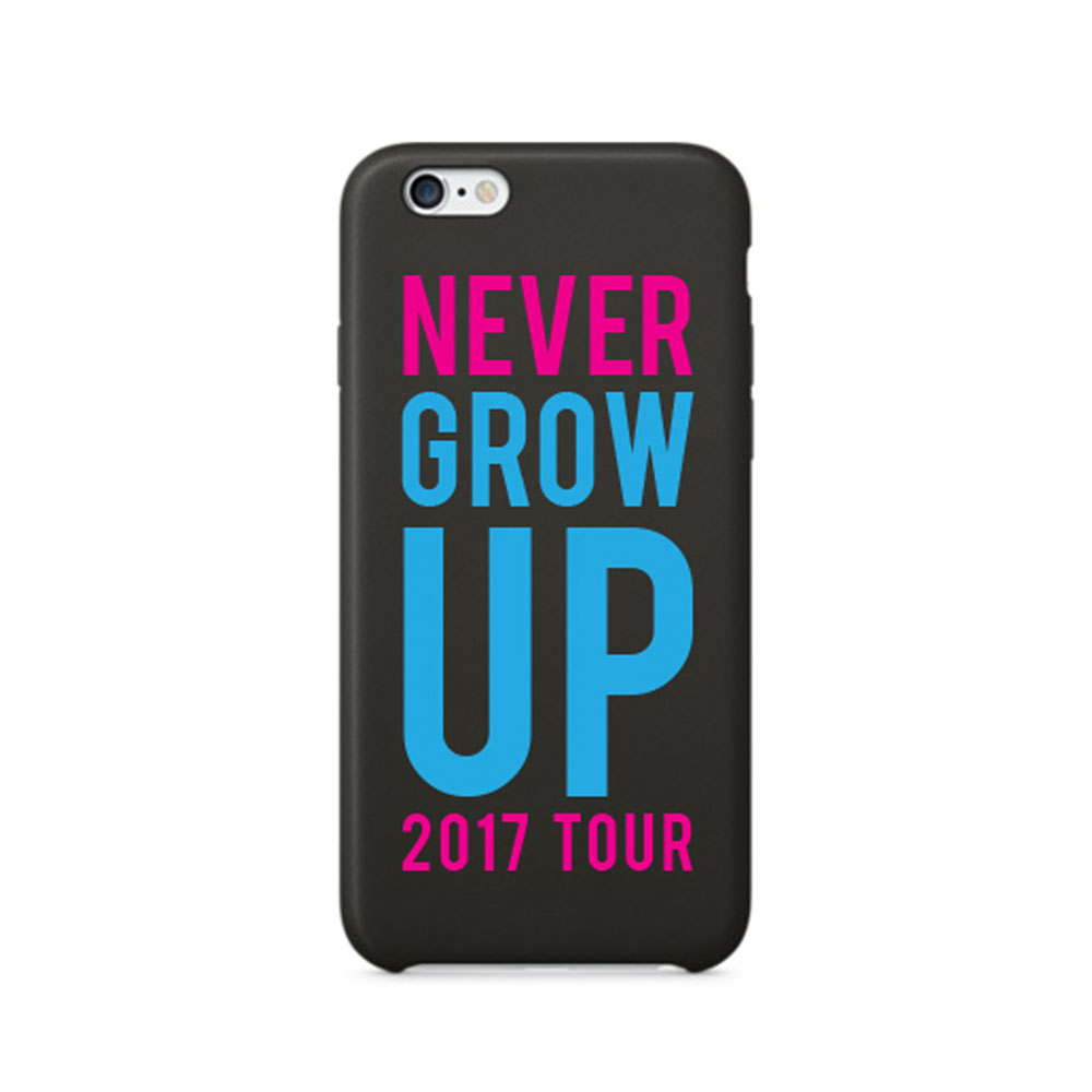 Olly Murs - Never Grow Up 2017 Tour Phonecase