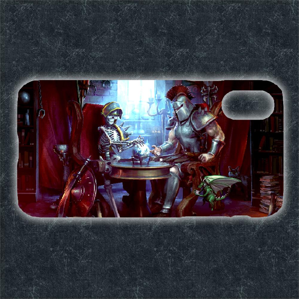 RuneScape - Tim & Crunchie Phone Cover