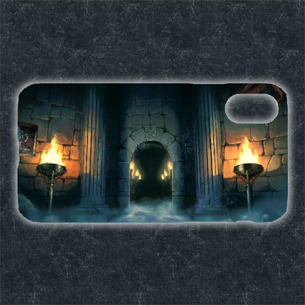 RuneScape - 2004 Login Screen Phone Cover