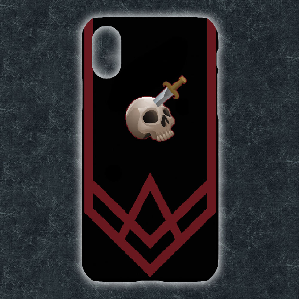 RuneScape - RS Slayer Cape Phone Cover