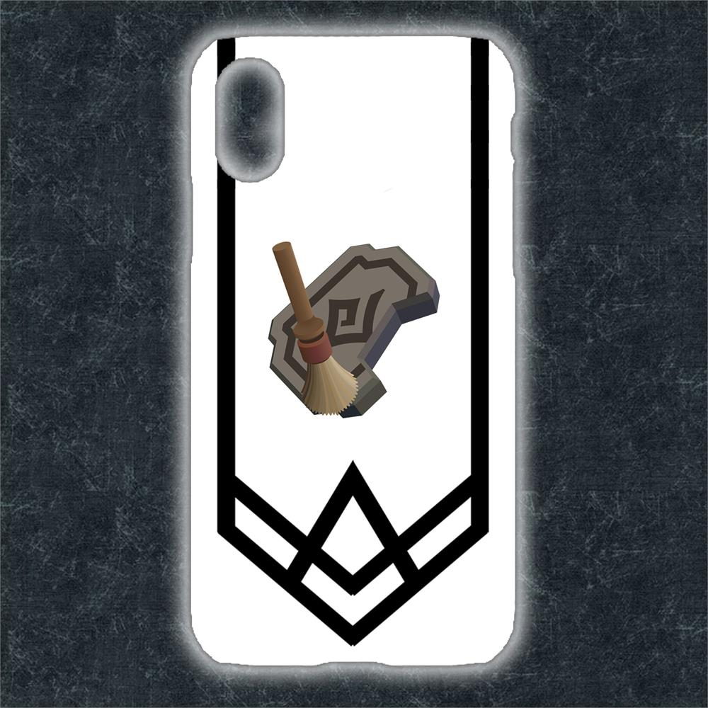 RuneScape - RS Archaeology Cape Phone Cover