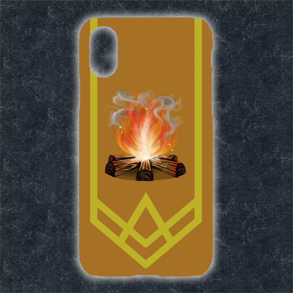 RuneScape - RS Firemaking Cape Phone Cover
