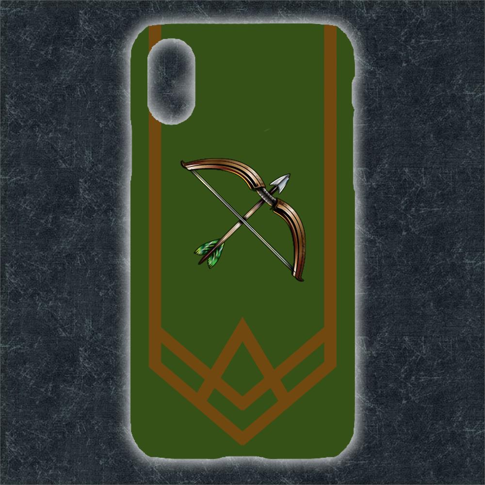 RuneScape - RS Ranged Cape Phone Cover