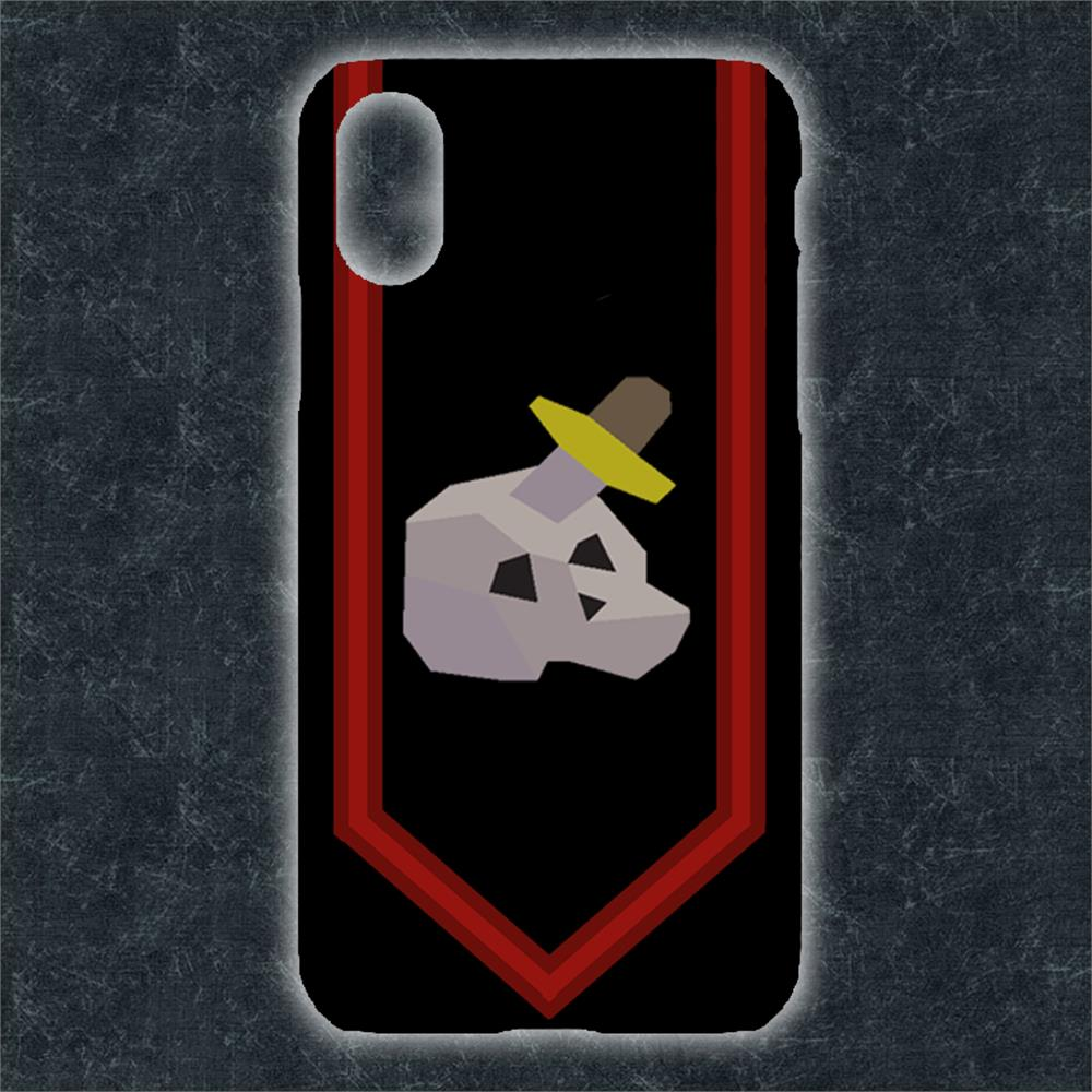 RuneScape - Old School Slayer Cape Phone Cover
