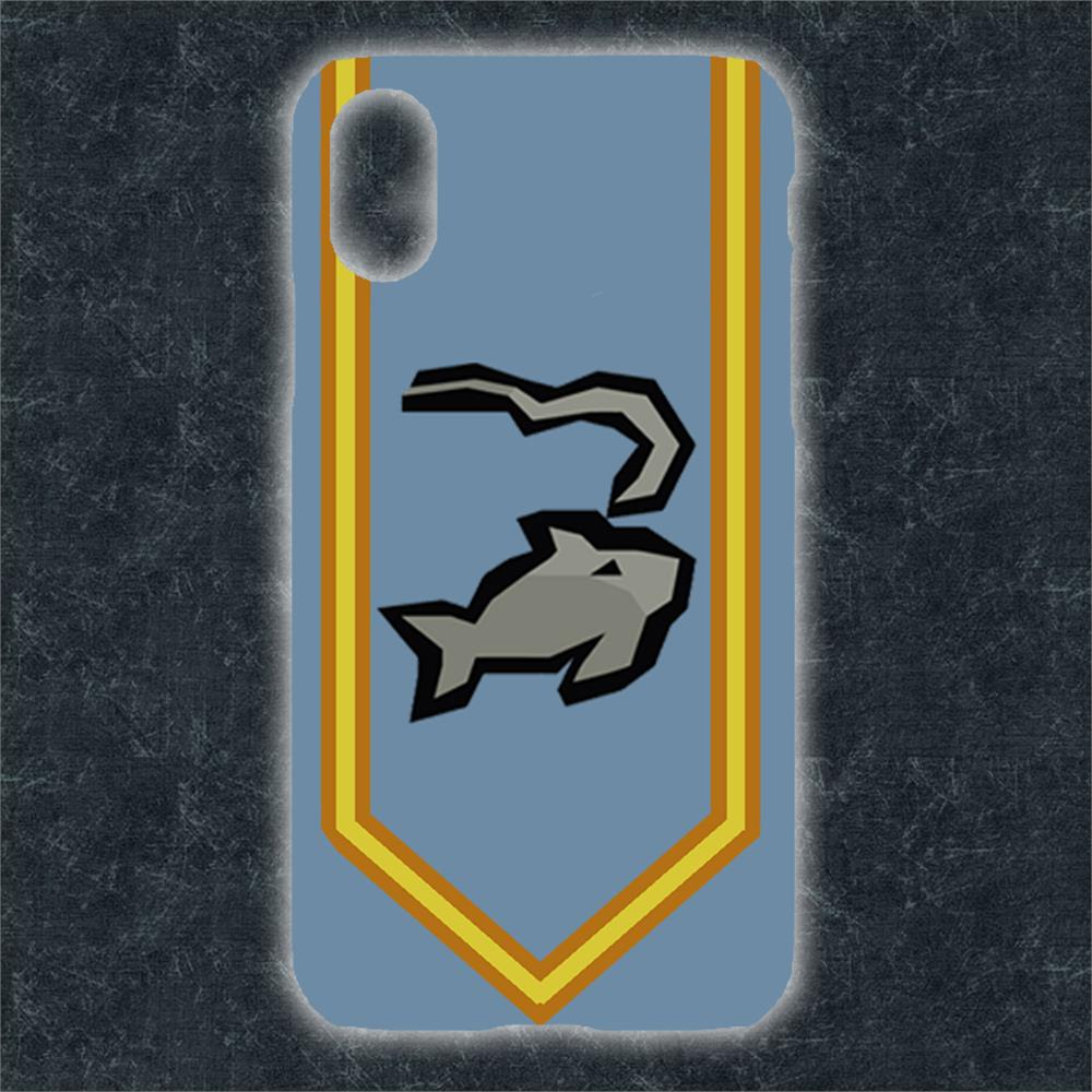 RuneScape - Old School Fishing Cape Phone Cover