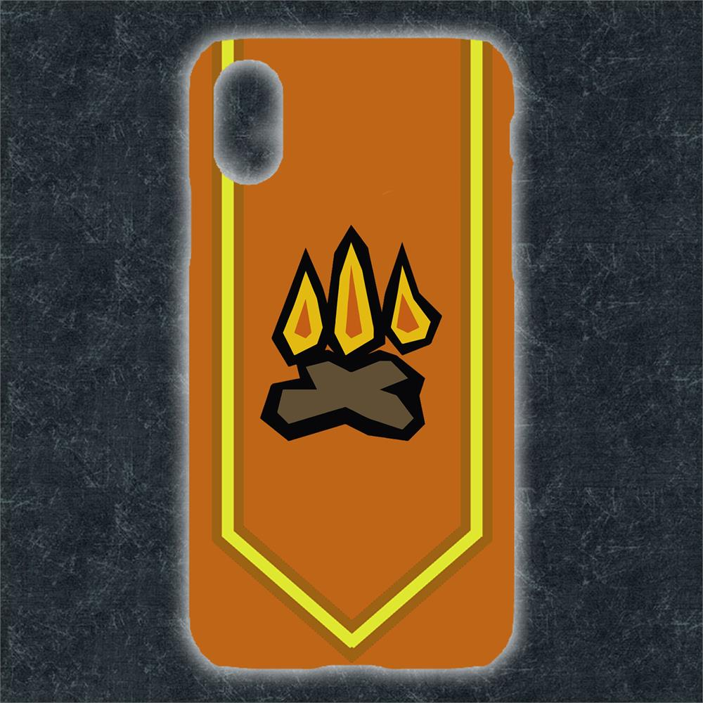 RuneScape - Old School Firemaking Cape Phone Cover