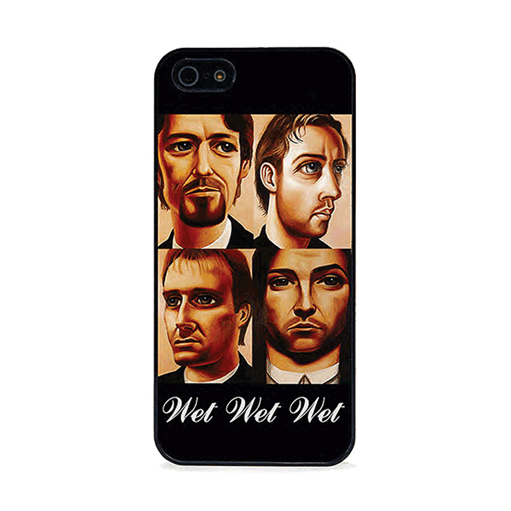 Wet Wet Wet - Picture This iPhone5 Case