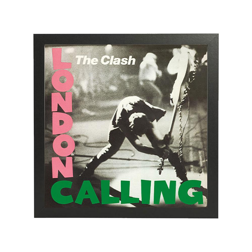 The Clash - The Clash Litho