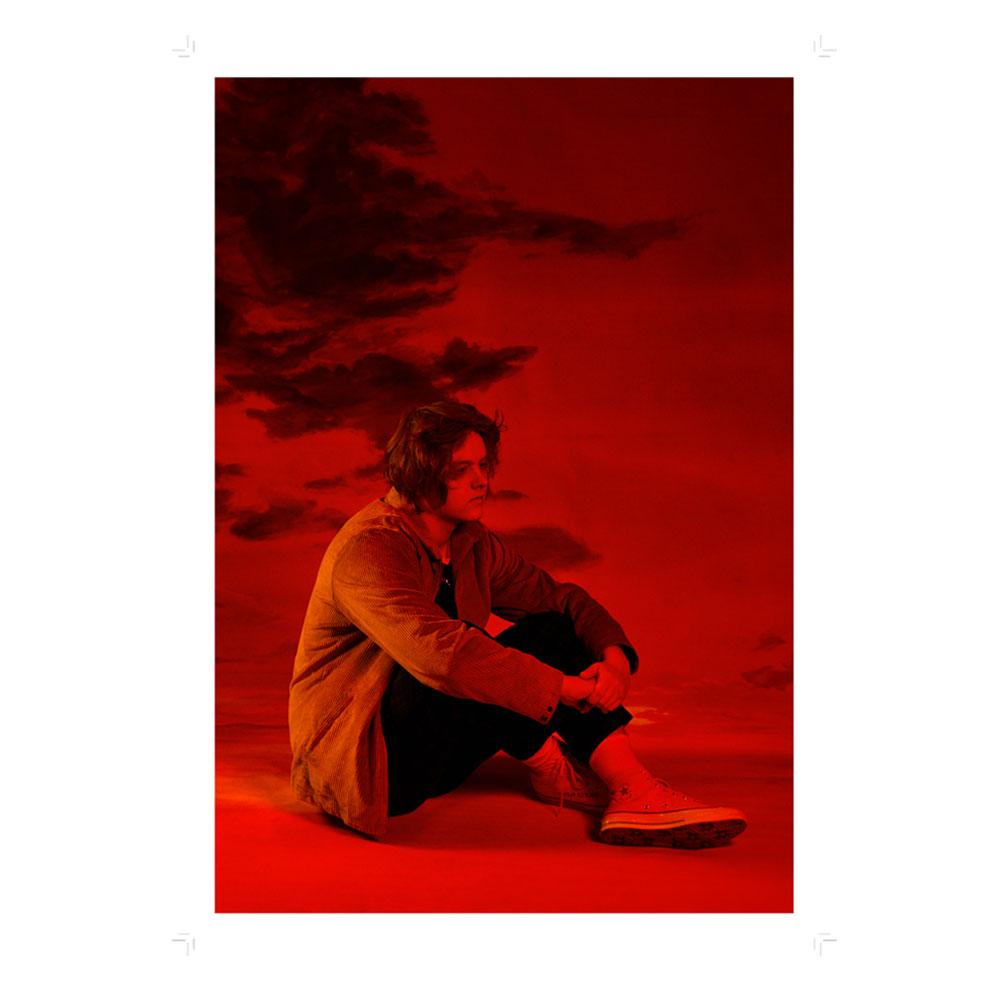 Lewis Capaldi - Limited Edition Divinely Uninspired to a Hellish Extent Litho