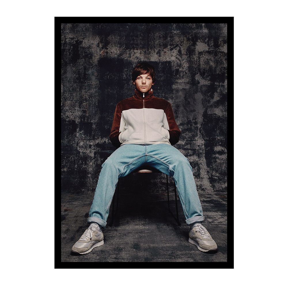 Louis Tomlinson - Album Litho